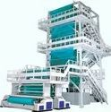 Plastic Extrusion Bag Making Machine