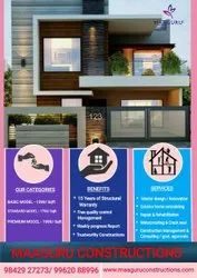 Residential Building Construction, in Chennai