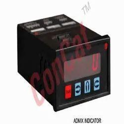 Admix Weight Indicator