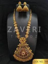 784 Long Artificial Necklace Sets
