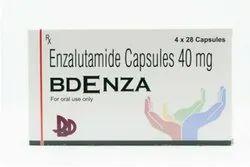 Enzalutamide Bdenza 40 mg