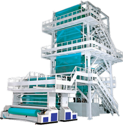 Mulching Film Extrusion Film Machinery