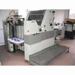 Adast Dominant 715 Single Color Offset Printing Machine