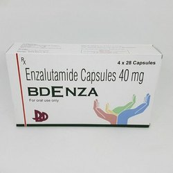 40 Mg Bdenza Enzalutamide Capsule