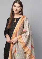 Zarika Bbd Color Vol-2 Designer Silk Dupatta Wholesale Catalog Collection