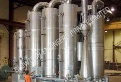 Stainless Steel Fume Scrubber