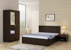 BR PRELAME BOARD BEDROOM FURNITURE, For Home And Hotel, Size: Queen