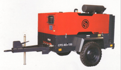 CPS450-200 Diesel Air Compressor