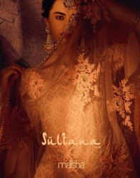 Maisha Fashion Sultana Vol-3 Fancy Designer Salwar Suits Catalog Collection