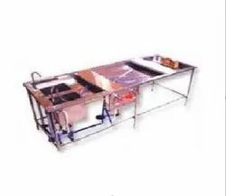 Stainess Steel Autopsy Table