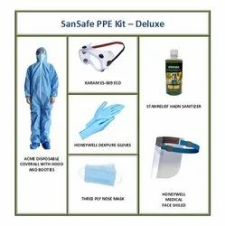SANSAFE PPE KIT - DELUXE