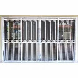 Stainless Steel Grill Gates