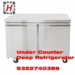 Work Top Refrigerator/deep freezer