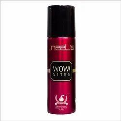 Wow Nites Deodorant Body Spray