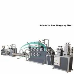 PP-PET Box Strapping Machinery