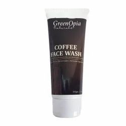Herbal Brown GreenOpia Coffee Face Wash, Age Group: Adults, Packaging Size: 100 Gm