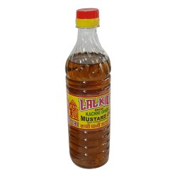 500 Ml Lalkila Kachi Ghani Mustard Oil