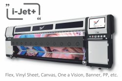 Liyu Banner Printing Machine