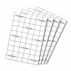 3g Opaque Premium Dark Paper
