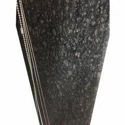 Polished Slab Kanak Brown Granite, For Flooring, Thickness: 15-20 mm