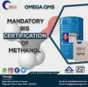 BIS Certification for Methanol as per IS 517