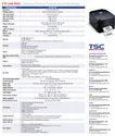 TSC TTP 244 Pro Barcode Label Printer