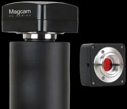 MAGCAM DC-10 CMOS Camera for MLXi & MX Series with 0.5x adopter