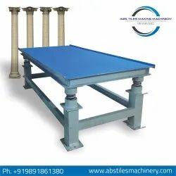 Pilar Vibrating Table