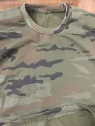 Fleece Printed Tshirt