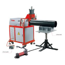 TWG-IVZ Roll Grooving Machine