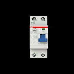 Double Pole 25 A Residual Current Circuit Breaker