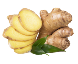 A Grade Yellow Fresh Ginger, Gunny Bag, Packaging Size: 10 Kg