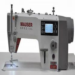 Mauser Spezial ML8121 E00 BC Single Needle Sewing Machine