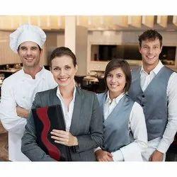 合格的熟练酒店完全人力服务提供者,潘印度