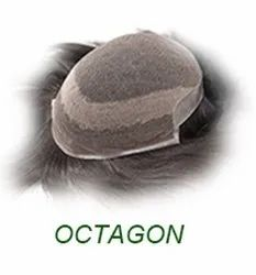 Octagon Hair Patch