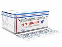 Ergotamine, Caffeine, Paracetamol Tablets