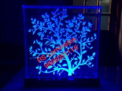 Acrylic Lamp Home Decor