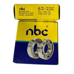 Stainless Steel NBC 63/22C Ball Bearing