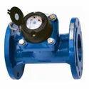 Woltman Removal Mechanism Flow Meter
