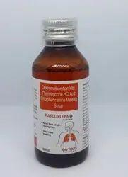 Dextromethorphan HBr, Phenylephrine HCl And Chlorpheniramine Maleate Syrup