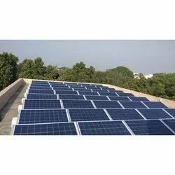 Tata Grid Tie Rooftop Industrial Solar Power System