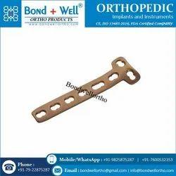 Orthopedic Small T Plate