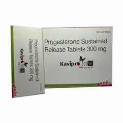Progesterone Sustained Release Tablets 300 MG