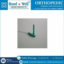 2.7 Mm Orthopedic Implants Locking Screw