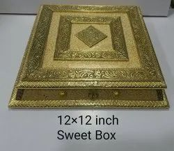 12x12 Inch Sweet Packaging Box
