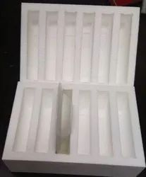 Thermocol Plate Packaging Box
