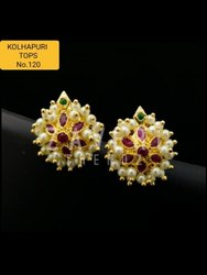 120 Kolhapuri Fashion Tops