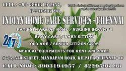 Care Taker Nurse Jobs In Kilpauk