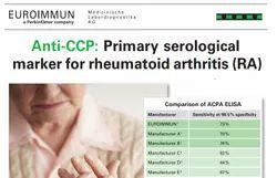 Anti Ccp Elisa Diagnostic, For Clinical