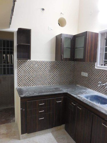 Classic sleek Modular Kitchen, Rs 1600 /square feet City ...